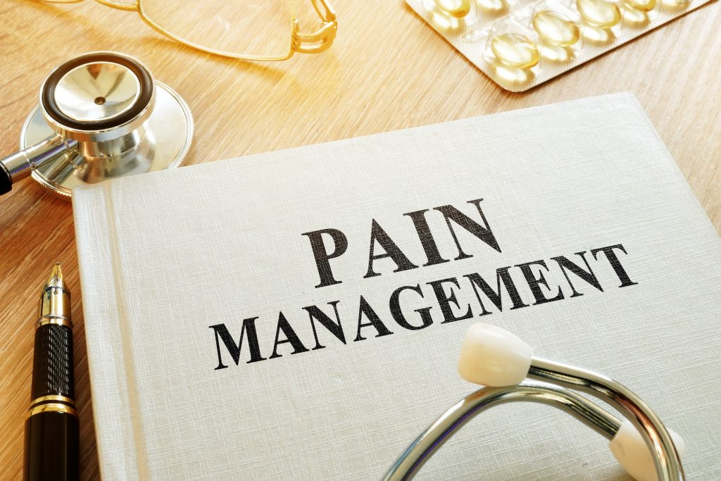 Pain Management vs. Pain Relievers