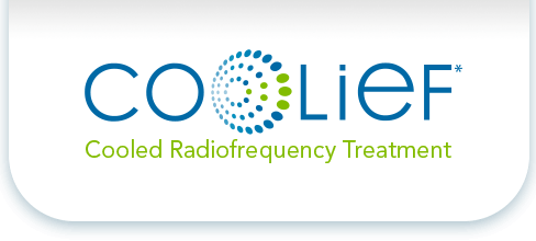 coolief treatment logo