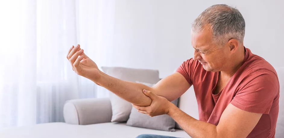 exercises for elbow pain