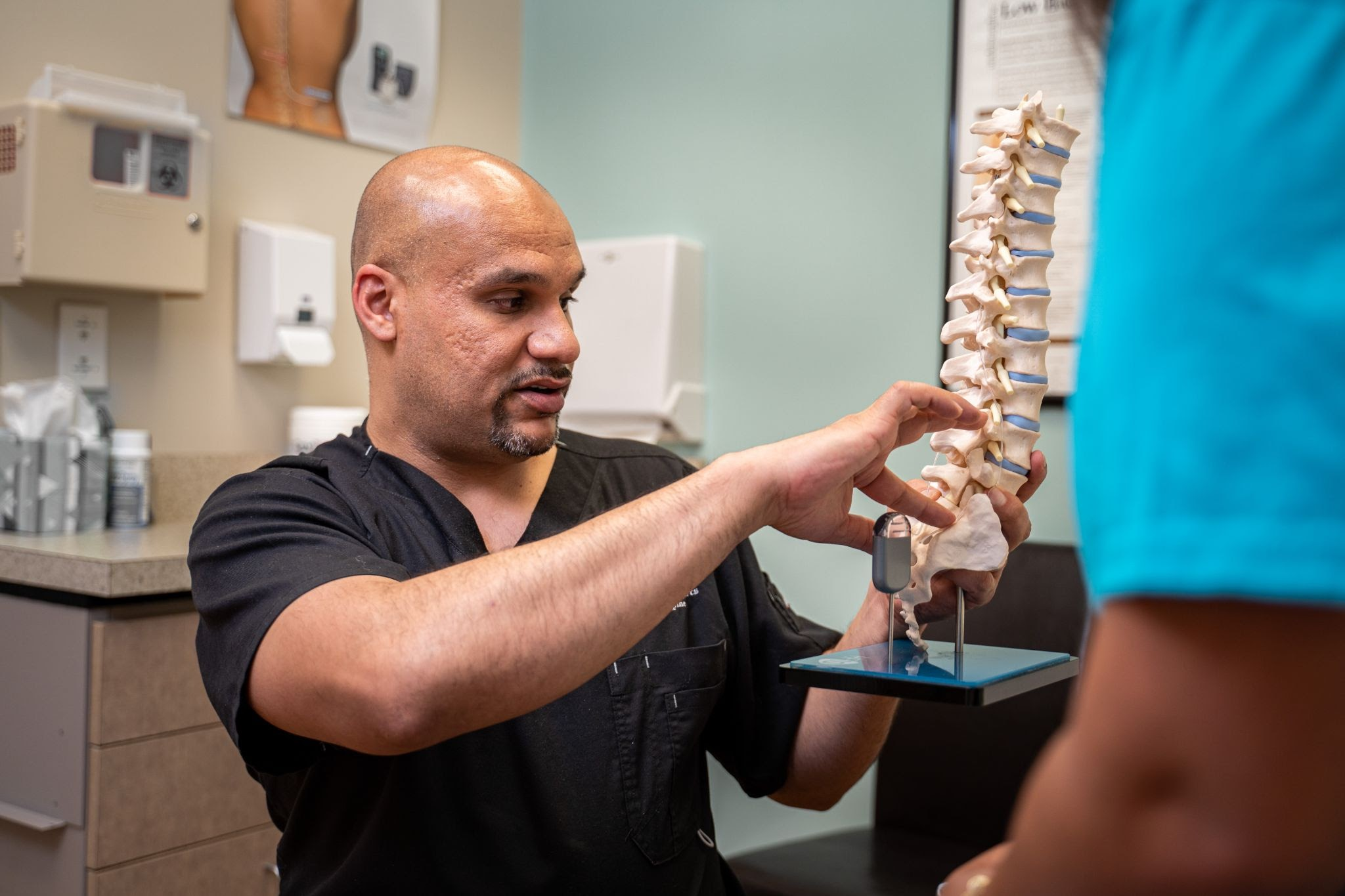 interventional spinal injections in charlotte